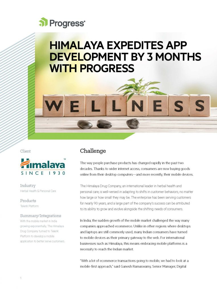 Himalaya Drug Co Case Study