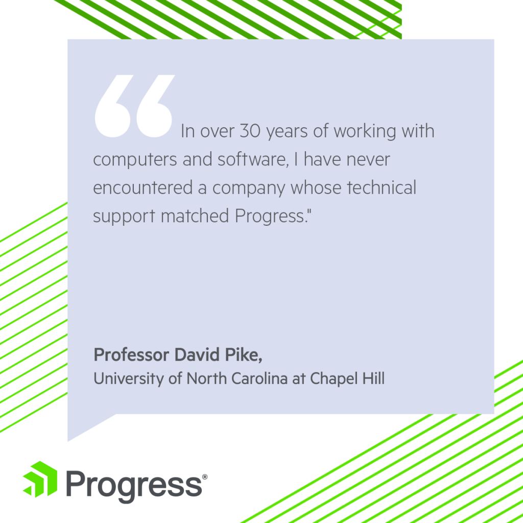 Professor David Pike Testimonial for Facebook