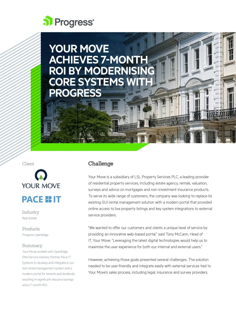Your Move Open Edge Case Study